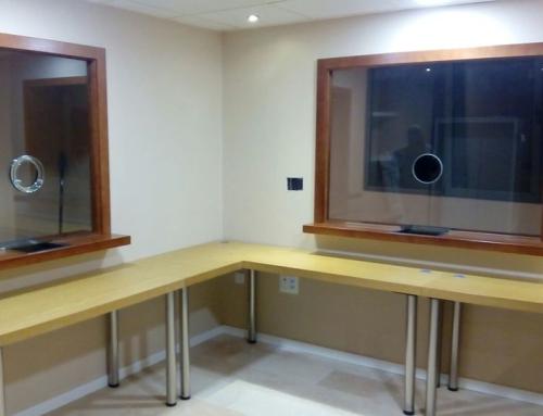Reforma de Oficinas del Consulado