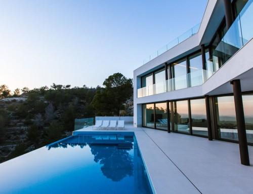 Chalet de Diseño Moderno en El Paradiso, Altea IV
