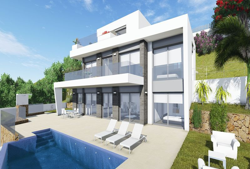 Detached house Altea