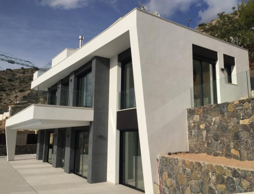 Detached House en Altea.